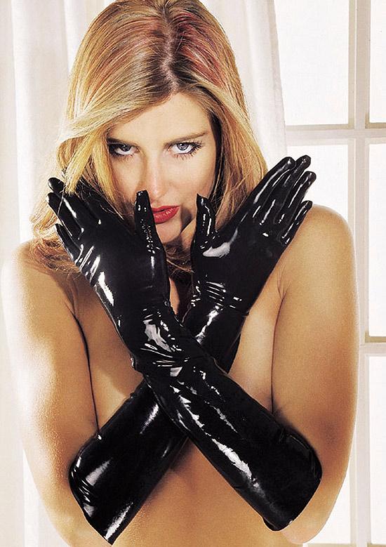 Порно видео госпожа в перчатках