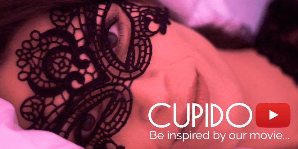 Paixão, sedução, mistério - Cupido