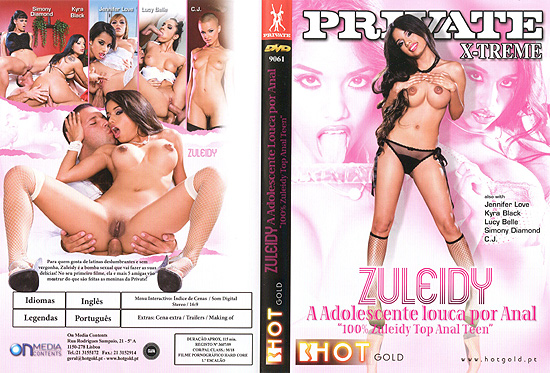 Zuleidy Anal Video 51