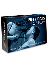 Jogo Erótico BDSM - Fifty Days Of Play