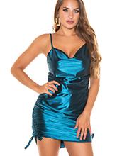 Vestido Gianna - Azul
