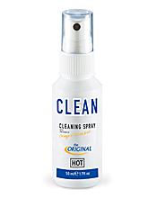 Spray Desinfectante para Juguetes Eróticos - Naranja y Maracuyá 50ml