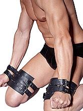 Hand to Leg Cuffs